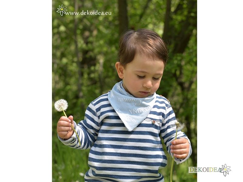 Многофункционална Бандана за дете от 0-2 год.