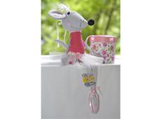 Мишка-Балеринка Органайзер за фибички