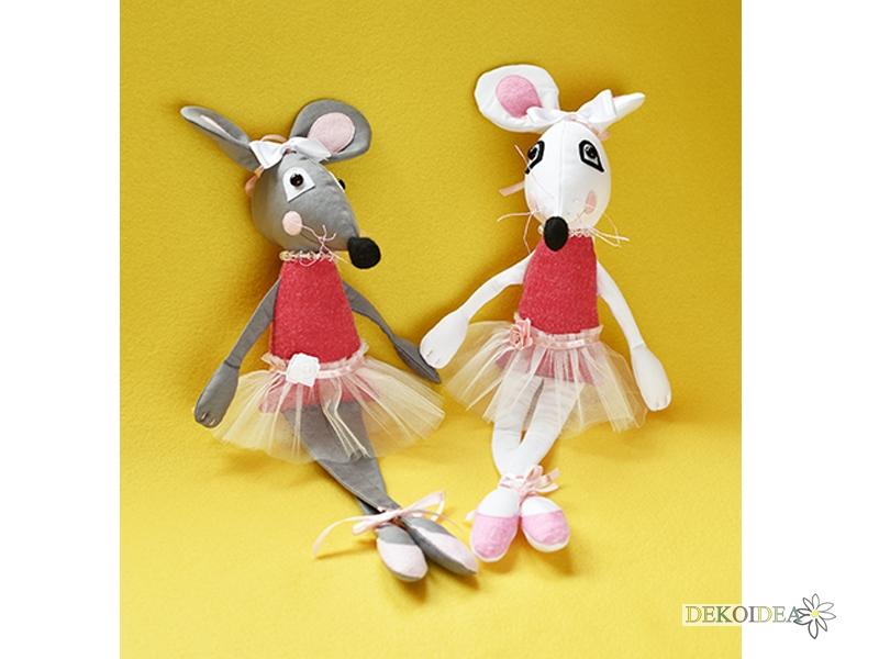 Мишки балеринки