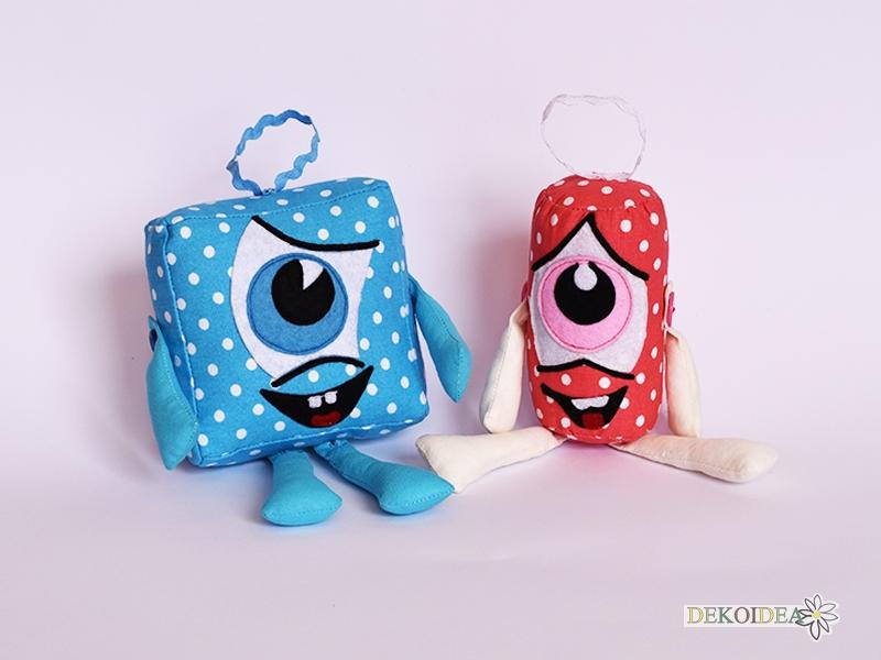 Точковци- геометрични фигурки играчки