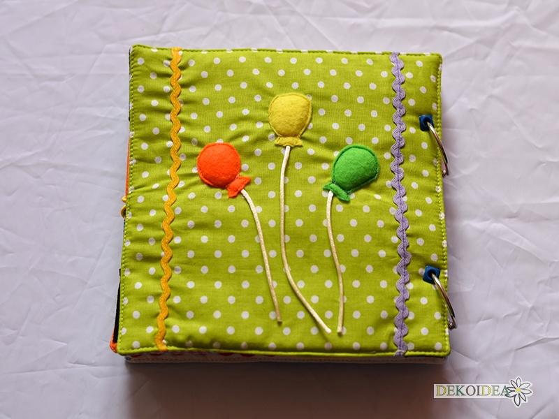 """Тиха книжка """"Рожден ден-момченце"""""""