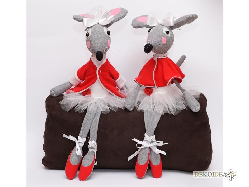 Мишка-Балеринка с пелеринка
