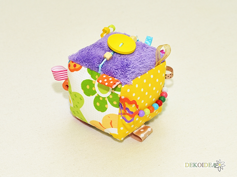 Активно кубче за игра на Dekoidea baby