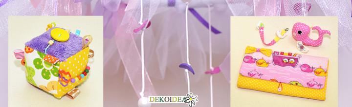 """""""Dekoidea baby"""" – новата линия пособия и играчки за Бебе"""
