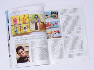 """Статия за Dekoidea в списание """"Моето бебе и аз"""""""