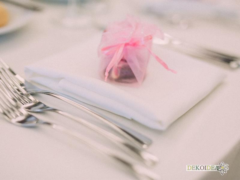 Натурални ръчно правени сапунчета за сватба